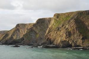 Hartland Quay Warren cliff 7