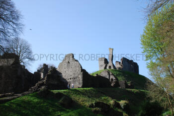 OKEHAMPTON CASTLE IS ONE OF DEVONS LARGEST CASTLES 3 ROBERT HESKETH copy